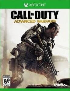 CALL OF DUTY : ADVANCED WARFARE - XBOX ONE
