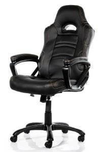 AROZZI ENZO GAMING CHAIR BLACK - ENZO-BK ηλεκτρονικά παιχνίδια gaming chairs gaming chairs