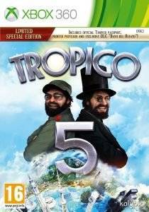 TROPICO 5 LIMITED EDITION - XBOX 360