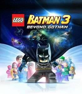 LEGO BATMAN 3 : BEYOND GOTHAM - PC