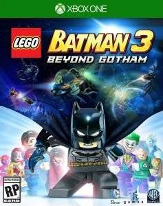 LEGO BATMAN 3 : BEYOND GOTHAM - XBOX ONE