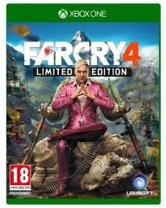 FAR CRY 4 LIMITED EDITION - XBOX ONE ηλεκτρονικά παιχνίδια xbox one games action