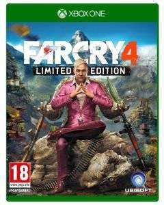 FAR CRY 4 LIMITED EDITION - XBOX ONE