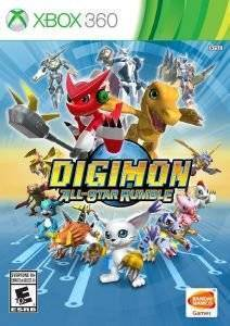 DIGIMON : ALL-STAR RUMBLE - XBOX360