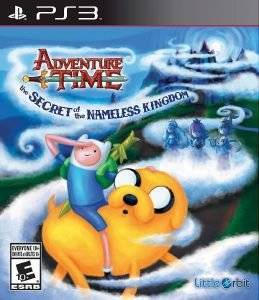 ADVENTURE TIME : SECRET OF THE NAMELESS KINGDOM - PS3