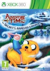 ADVENTURE TIME : SECRET OF THE NAMELESS KINGDOM - XBOX360