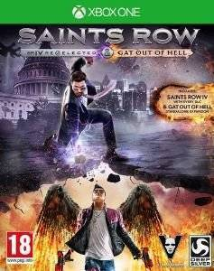 SAINTS ROW IV : RE-ELECTED + GAT OUT OF HELL - XBOX ONE