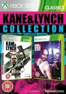 KANE AND LYNCH COLLECTION - XBOX 360 ηλεκτρονικά παιχνίδια xbox360 games action adventure