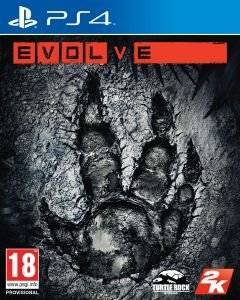 EVOLVE & MONSTER EXPANSION PACK - PS4