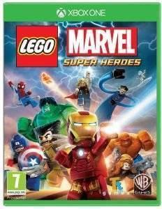LEGO MARVEL SUPER HEROES - XBOX ONE ηλεκτρονικά παιχνίδια xbox one games action