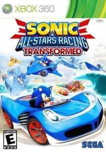 SONIC & ALL-STARS RACING TRANSFORMED - XBOX 360 / XBOX ONE