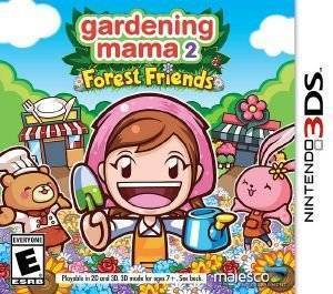 GARDENING MAMA 2 : FOREST FRIENDS - 3DS ηλεκτρονικά παιχνίδια 3ds games virtual life