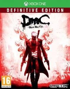 DEVIL MAY CRY DEFINITIVE EDITION - XBOX ONE