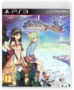 ATELIER SHALLIE : ALCHEMISTS OF THE DUSK - PS3