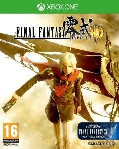 FINAL FANTASY TYPE-0 HD - XBOX ONE ηλεκτρονικά παιχνίδια xbox one games action adventure