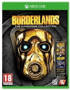 BORDERLANDS : THE HANDSOME COLLECTION - XBOX ONE ηλεκτρονικά παιχνίδια xbox one games action
