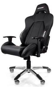 AKRACING PREMIUM GAMING CHAIR BLACK/BLACK - AK-7002-BB ηλεκτρονικά παιχνίδια gaming chairs gaming chairs