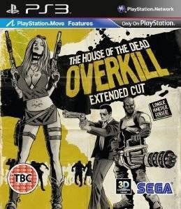 THE HOUSE OF THE DEAD : OVERKILL - EXTENDED CUT - PS3
