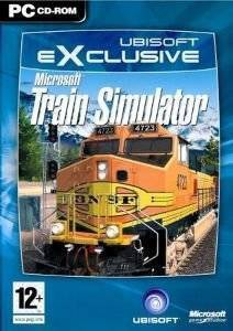 MICROSOFT TRAIN SIMULATOR EXCLUSIVE - PC