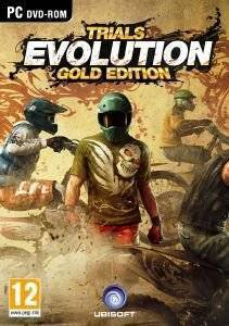 TRIALS EVOLUTION GOLD EDITION - PC