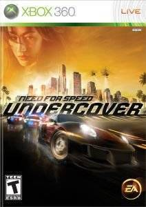 NEED FOR SPEED : UNDERCOVER CLASSICS - XBOX 360