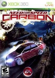 NEED FOR SPEED CARBON CLASSICS - XBOX 360