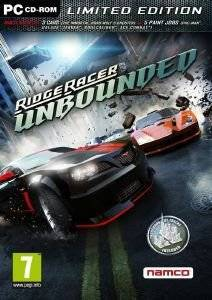 RIDGE RACER UNBOUNDED LIMITED EDITION - PC