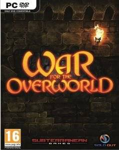 WAR FOR THE OVERWORLD - PC