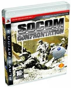 SOCOM CONFRONTATION - PS3