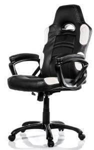 AROZZI ENZO GAMING CHAIR WHITE - ENZO-WH ηλεκτρονικά παιχνίδια gaming chairs gaming chairs
