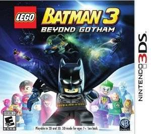 LEGO BATMAN 3 BEYOND GOTHAM - 3DS ηλεκτρονικά παιχνίδια 3ds games action adventure