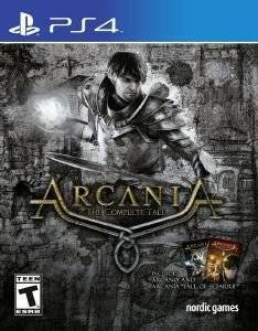 ARCANIA - THE COMPLETE TALE - PS4