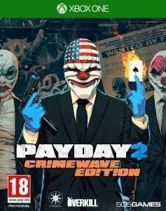 PAYDAY 2 : CRIMEWAVE EDITION - XBOX ONE