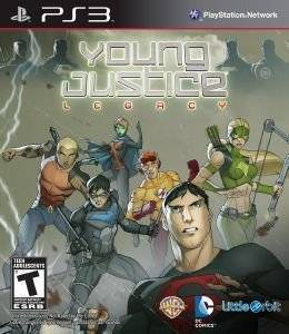 YOUNG JUSTICE LEGACY - PS3