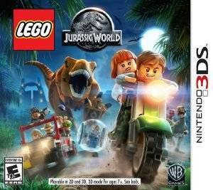 LEGO JURASSIC WORLD - 3DS ηλεκτρονικά παιχνίδια 3ds games action adventure