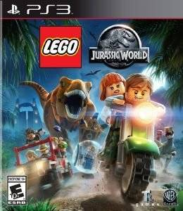 LEGO JURASSIC WORLD - PS3 ηλεκτρονικά παιχνίδια ps3 games action adventure
