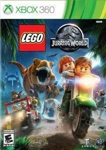 LEGO JURASSIC WORLD - XBOX360