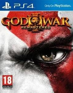 GOD OF WAR III - REMASTERED - PS4
