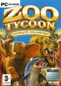 ZOO TYCOON - COMPLETE COLLECTION - PC
