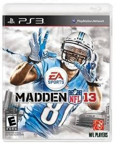 MADDEN NFL 13 - PS3  ps3 games action