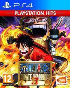ONE PIECE : PIRATE WARRIORS 3 HITS - PS4