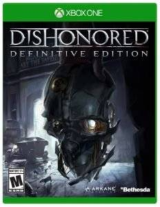 DISHONORED: DEFINITIVE EDITION HD - GAME OF THE YEAR - XBOX ONE ηλεκτρονικά παιχνίδια xbox one games action adventure