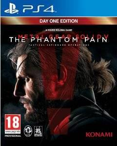 METAL GEAR SOLID V: THE PHANTOM PAIN D1 EDITION - PS4 ηλεκτρονικά παιχνίδια ps4 games action adventure