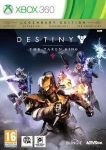DESTINY THE TAKEN KING : LEGANDARY EDITION  - XBOX 360