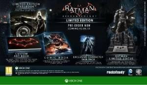 BATMAN ARKHAM KNIGHT MEMORIAL EDITION - XBOX ONE ηλεκτρονικά παιχνίδια xbox one games action adventure