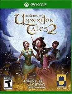 THE BOOK OF UNWRITTEN TALES 2 - XBOX ONE ηλεκτρονικά παιχνίδια xbox one games adventure