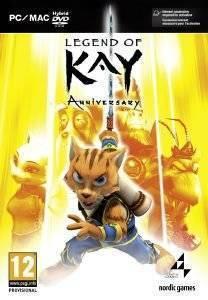 LEGEND OF KAY ANNIVERSARY - PC ηλεκτρονικά παιχνίδια pc games action adventure