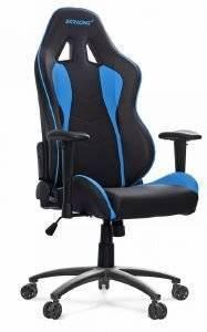 AKRACING NITRO GAMING CHAIR BLACK/BLUE - AK-NITRO-BL ηλεκτρονικά παιχνίδια gaming chairs gaming chairs