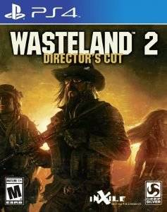 WASTELAND 2 - DIRECTORS CUT  - PS4