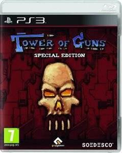 TOWER OF GUNS D1 SPECIAL EDITION - PS3